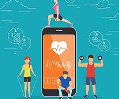 Apps de academia para mahar
