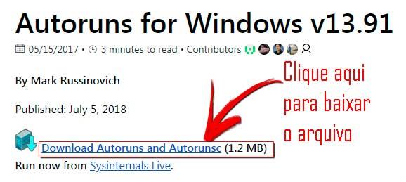 autoruns-tela-download-print-malwares-removal