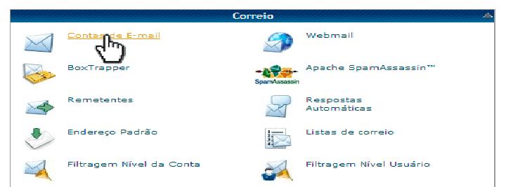 Como configurar conta email no Cpanel