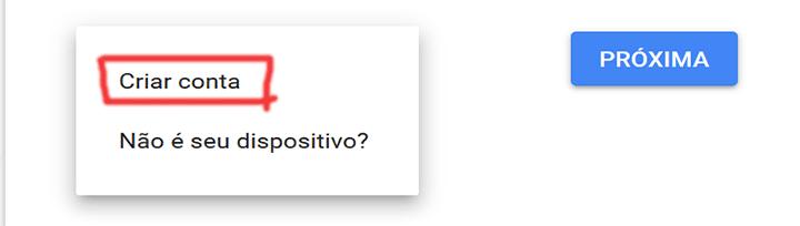 Conta Google 03