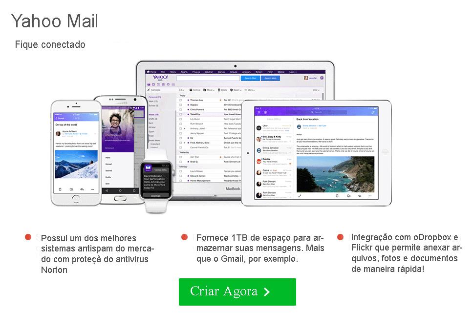 Fazer Yahoo Mail