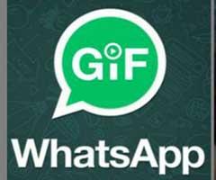 Logo whatsapp criar gif video