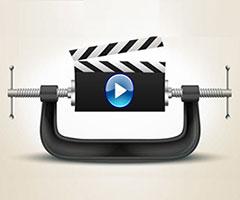 Video sendo comprimido