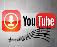 Arquivo de música sendo baixado do Youtube