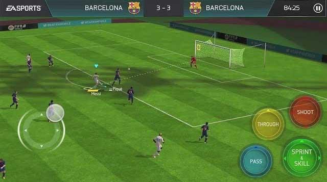 Fifa Soccer Grátis para celular