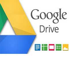 Logo Google Drive Armazenamento Nuvem