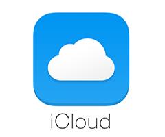 Logo email Icloud da Apple