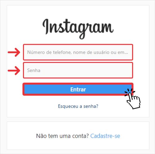 Instagram: Entrar, Criar Conta e Baixar www.Instagram.com App
