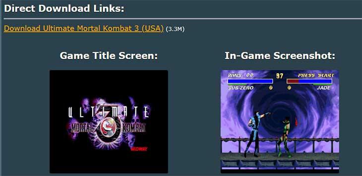 Jogos super nintendo download