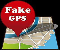Como mudar local GPS Fake