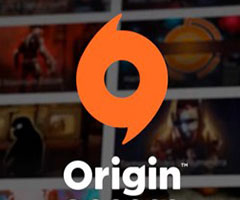 Logo Origin Games EA Sports