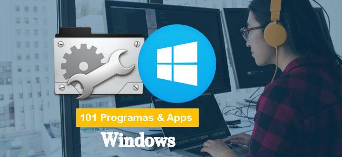 101 Melhores Programas Grátis para Windows e Aplicativos