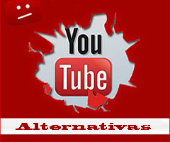 Logo Youtube com sites como Youtube