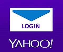 Email do Yahoo fundo roxo