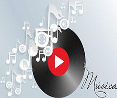 Ícone Youtube Músicas