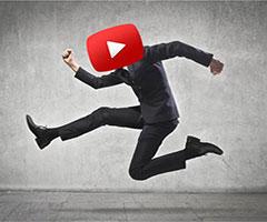 Youtube negócio ícone